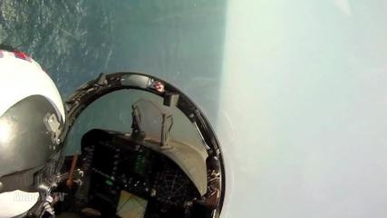 F-18 Super Hornet Flight (short Version)