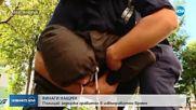 Как полицай предотврати обир на жена?