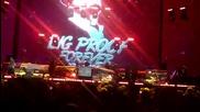 Концерта в Detroit, Mi Comerica Park Еминем пее с членовете на D12 [част 2]