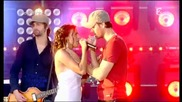 Enrique Iglesias & Nadiya Tired of Being Sorry Live