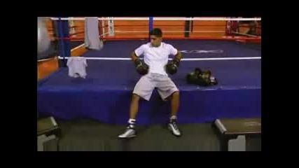 Amir Khan Training - Official Video