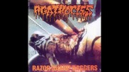 Agathocles - Cracking Up Solidarity (album Razor Sharp Daggers 1995)