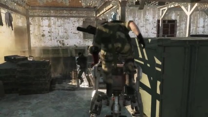 The Game Awards 2014: Metal Gear Online - Gameplay Trailer