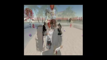 Expensive Second Life Wedding