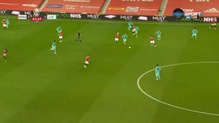 Манчестър Юнайтед - Ливърпул 3:2 /репортаж/