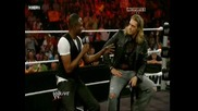 Cutting Edge with Randy Orton - Wwe Raw 03.05.10