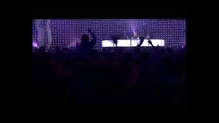 Delerium - The Silence(dj Tiesto Remix)live