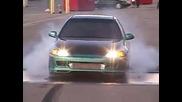 Mного луда Honda Civic Turbo