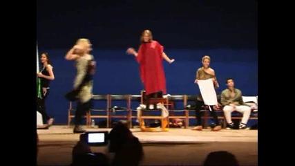Златната рибка - Талантино - част 2
