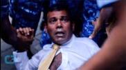 Maldives Former President Sentenced to 13 Years in Prison: Spokesman