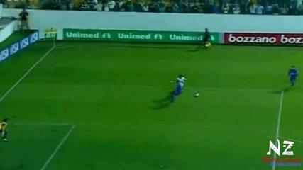 Neymar Da Silva (skills) part 3 Hd 2010- 2011