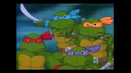 Tmnt-french opening music (extended version)