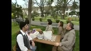Срещата на Али с приятелите и семейството му, Опасни улици