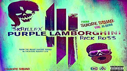 Skrillex Rick Ross - Purple Lamborghini [ost Suicide Squad]