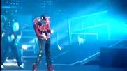 Justin Bieber на живо в Birmingham - My World Tour - One Time 04.03.2011