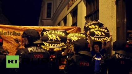 Germany: Thousands of far-right protesters march in Gorlitz