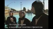 Ловци на митове - Нинджи 2 - Подводна стрелба с отровни стрели - с Бг превод