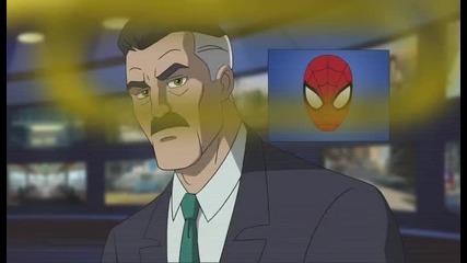 Ultimate Spider-man - Сезон 01 Епизод 16 - Beetle Mania