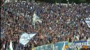 Невероятната публика на Левски и радостта им при гола на Райков