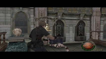 Resident Evil 4 Melle moves on garrador #1