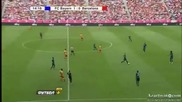 Байерн - Барселона 2:0 Хьонес къп