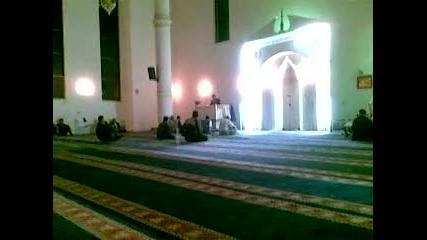 Лекция за праведни дела в исляма центр. джамия гр.рудозем