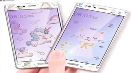 Vpower Huawei P9 Plus Тъмно стъкло за защита на екрана