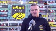 Азрудин Валентич: Проблемът ни е свързан с индивидуалните грешки