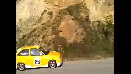 Планинско рали Благоевград - Opel Astra