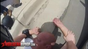 Ядосан старец напада моторист и приятелката му