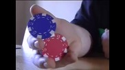 poker Chip Tricks - Tutorial 3 - The Thumb Flip