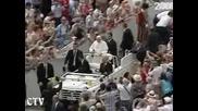 В  опит  да  се  добере  до Папата
