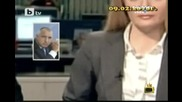 Смях!!! Господари на Ефира - Гавра с Бойко Борисов в Бтв Новините