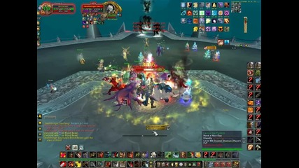 Icc 25hc Have A Nice Day Vs Deathbringer Saurfang