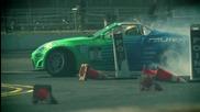 Formula Drift Throwdown - Dmac takes 3 2010