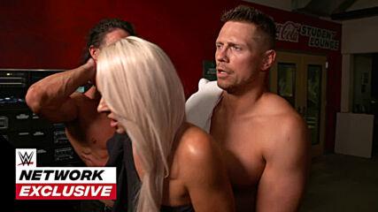 The Miz, Maryse & John Morrison shuffle back to the locker room: WWE Network Exclusive, April 12, 2021