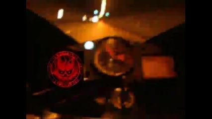 Evil Ghost zx12r в тунелите на хемус :)
