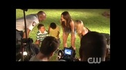 One Tree Hill Behind - the - Scenes - Jamies Birthday