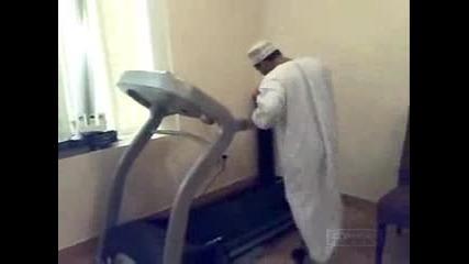 Смях! Как се забавляват арабите :d