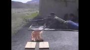 Us Ordnance M60 Mk43 1200 Rnd Test
