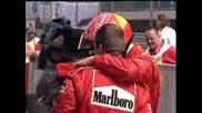 Michael Schumacher Driven To Win