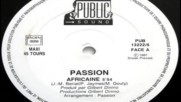 Passion - Africaine (extended Version) 1987