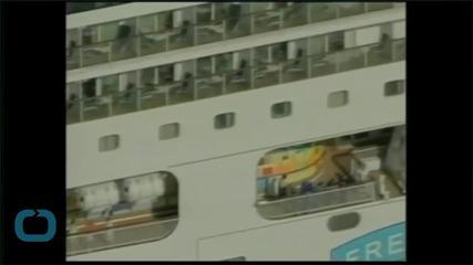 Cruise Ship Loses Power, Runs Aground Off Bermuda