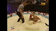 W W F Raw 24.12.2001 - Torrie Wilson vs Stacy Keibler ( Eggnog Match)