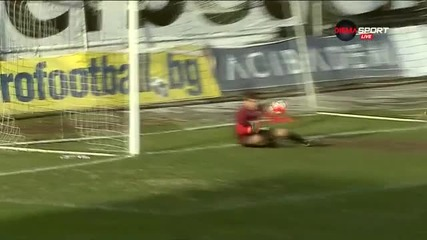 Локомотив Пловдив - Черно море 1:3 /пълен репортаж/