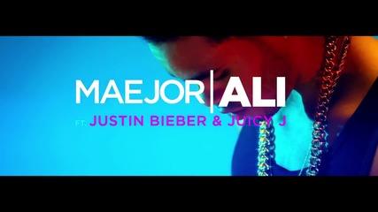 Maejor Ali ft. Juicy J & Justin Bieber - Lolly (official 2o13)