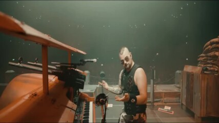 Sabaton - The Red Baron ( Live - The Great Tour - Berlin)