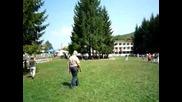Дунавско хоро - село Черни вит 29.08.2009г