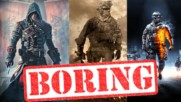 10 клишета във видео игрите, които трябва да изчезнат