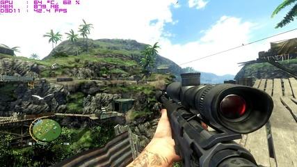 Far Cry 3 - Gameplay